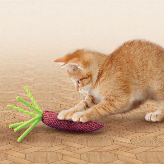 Kong Jouet pour Chat Carrote Nible