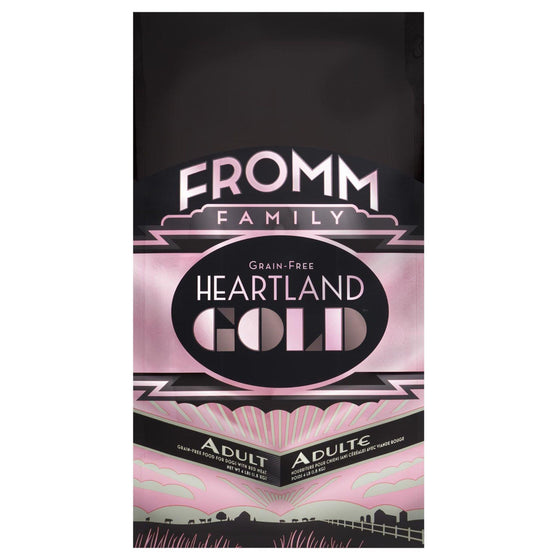 Fromm Gold Heartland Chien Adulte 4lbs (1.8kg)