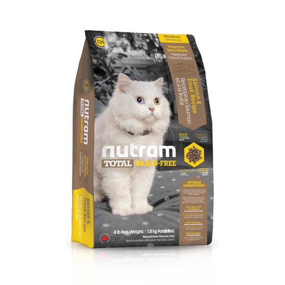 T24 Nutram Total Sans Grains Truite et Saumon
