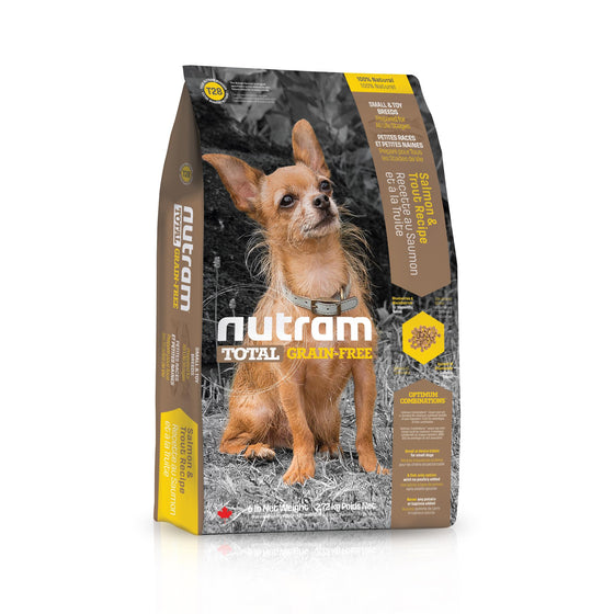 T28 Nutram Total Sans Grains Truite et Saumon