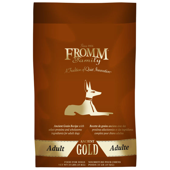 Fromm Gold Ancient Chien Adulte 15kg