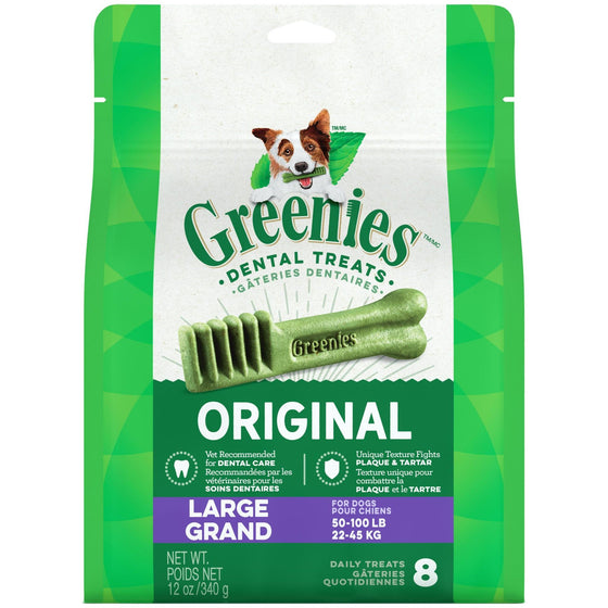 Greenies - Treat-Pak - Large 12 oz