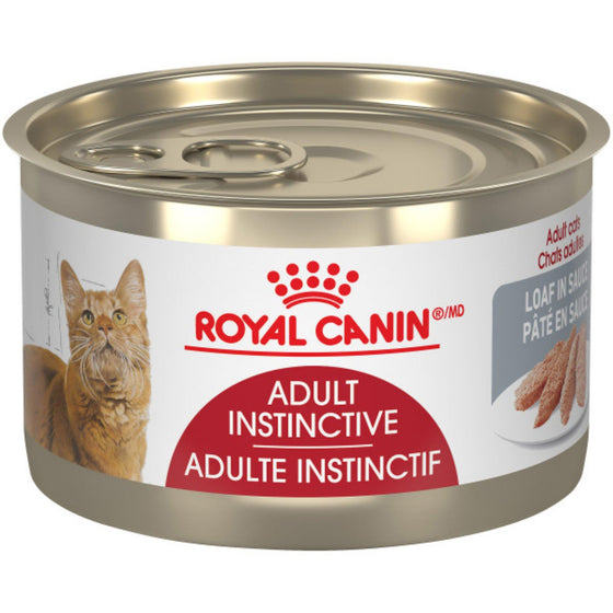 Royal Canin Chat Conserve Adulte Instinctif 165g