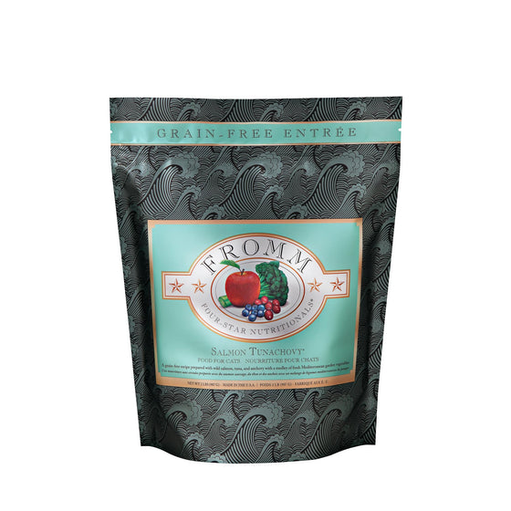 Fromm Chat Saumon Tunachovy 0.9kg (2lbs)