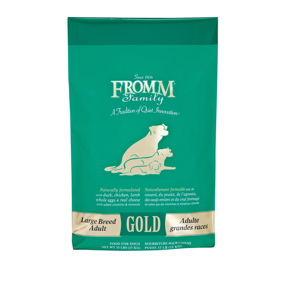 Fromm Gold Chien Adulte Grandes Races 15kg (33lbs)
