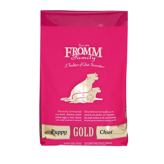 Fromm Gold Chiot 33lbs (15kg)
