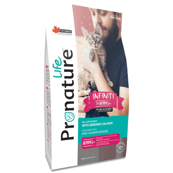 Pronature Life - Nourriture pour Chat Infiniti Berries+