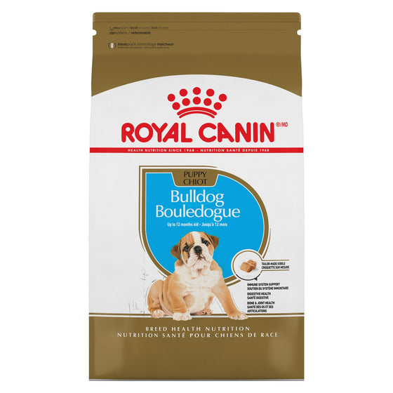 Royal Canin Bouledogue Chiot 30 lbs