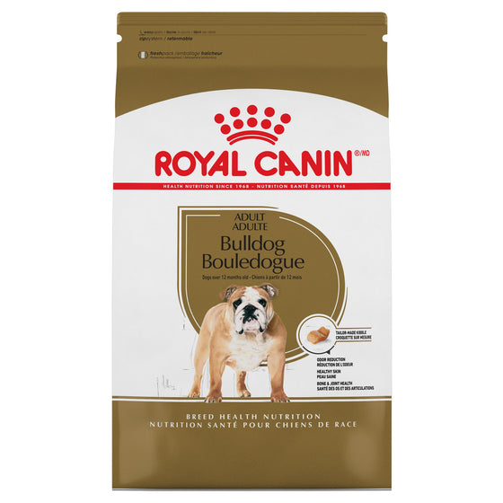 Royal Canin Bouledogue Adulte 30lbs
