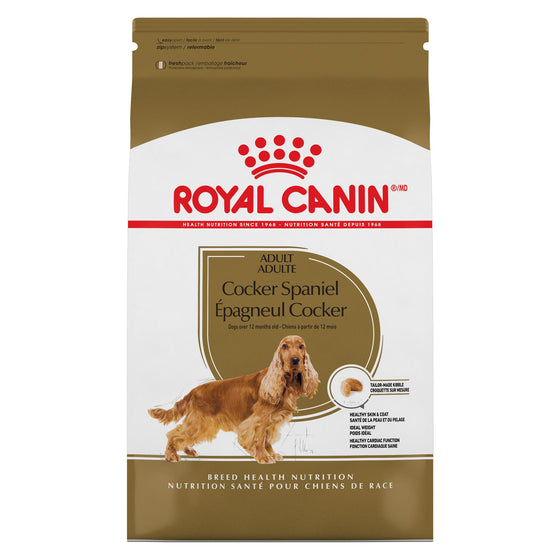 Royal Canin Chien Cocker Adulte 6 lbs