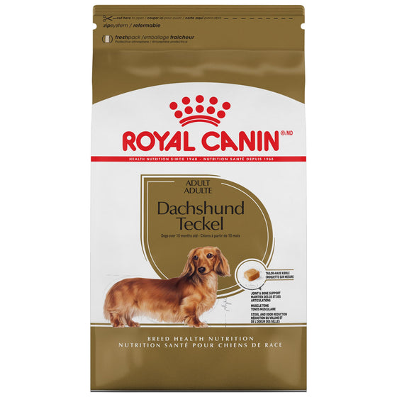 Royal Canin Chien Teckel Adulte 2.5 lbs