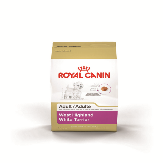 Royal Canin Chien West Highland Terrier 2.5 lbs