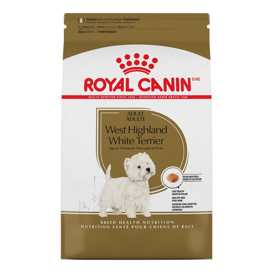 Royal Canin Chien West Highland Terrier 10 lbs