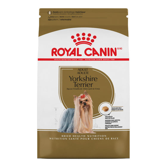 Royal Canin Chien Yorshire Terrier Adulte 2.5 lbs