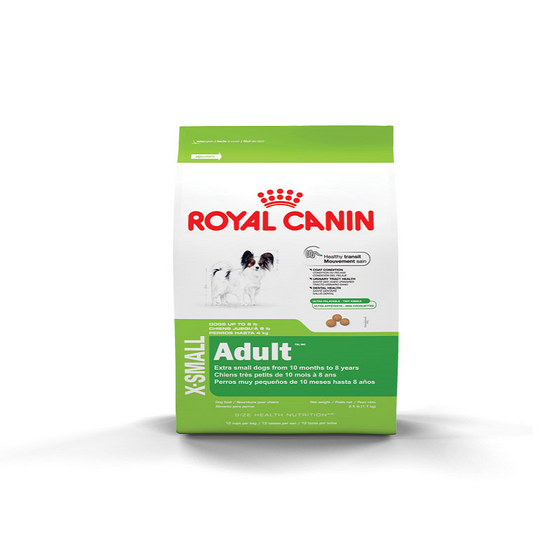 Royal Canin Chien X-Small Adulte 2.5 lbs