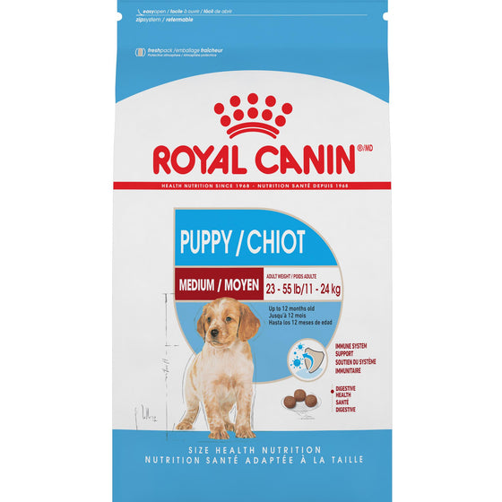 Royal Canin Medium Chiot 30 lbs