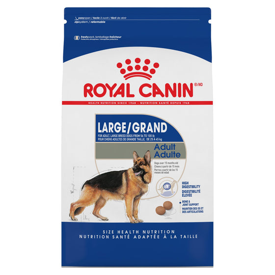 Royal Canin Chien Maxi Adulte 35 lbs