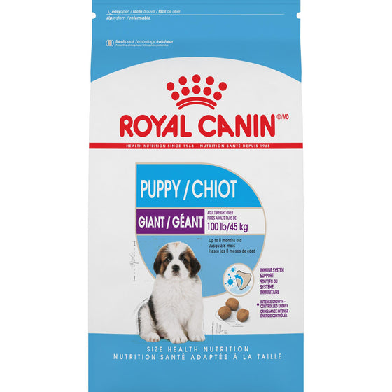 Royal Canin Chien Giant Chiot 6 lbs