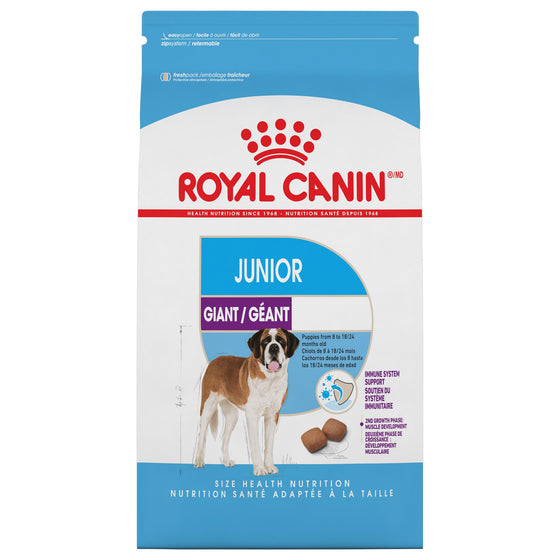 Royal Canin Chien Giant Junior 30 lbs