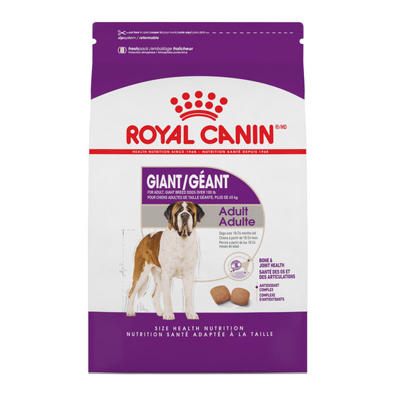 Royal Canin Chien Giant Adulte 35 lbs