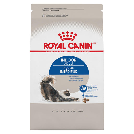 Royal Canin Chat Adulte Intérieur 7 lbs