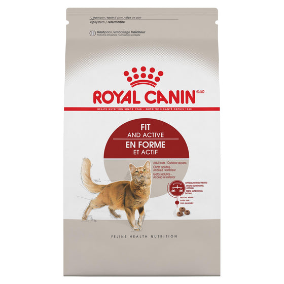 Royal Canin Chat En Fit et Actif 7 lbs