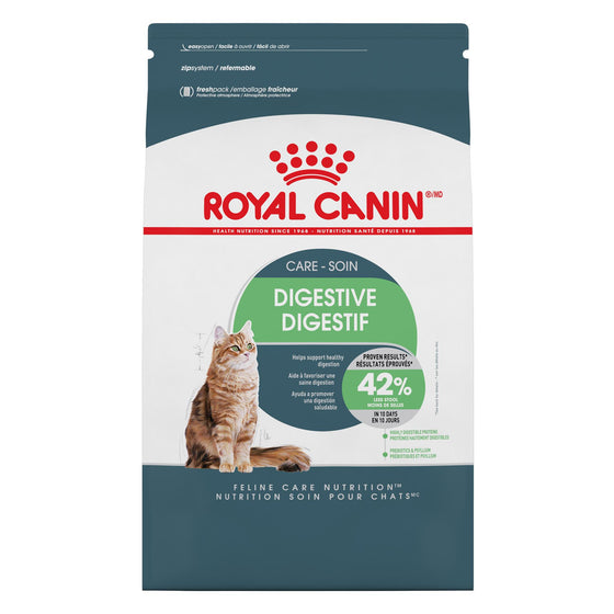 Royal Canin Chat Soin Digestif 6 lbs