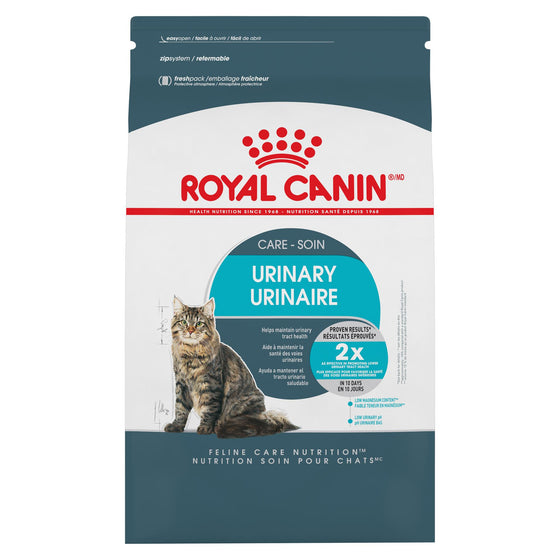 Royal Canin Chat Soin Urinaire 7 lbs
