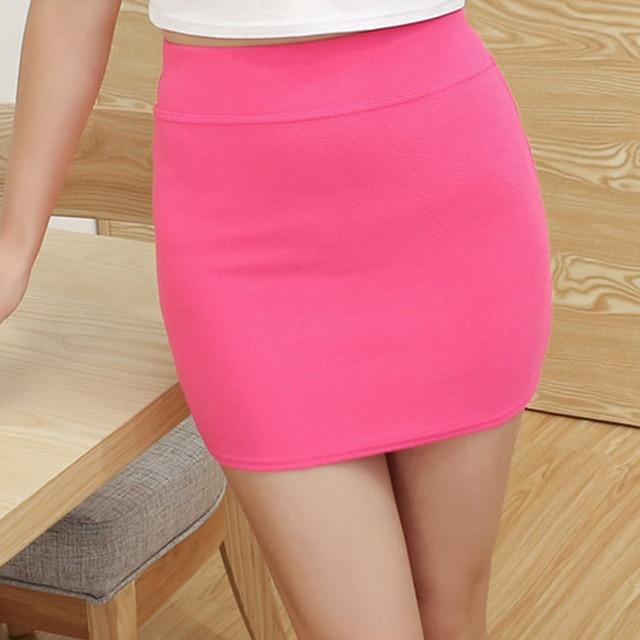 New Micro Mini Skirts 2017 Summer Sexy Girls Skirts Casual Package Hipeavengifts-eavengifts