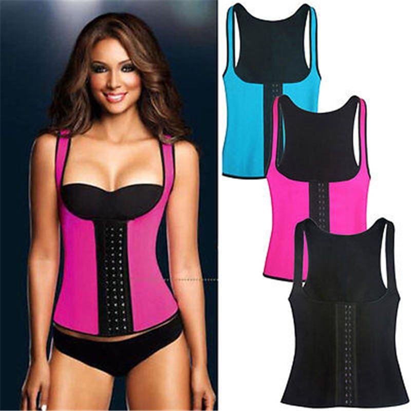 HOT 4COLORS slimming redu thermo cami hot slim belt Neoprene shaper Vesteavengifts-eavengifts