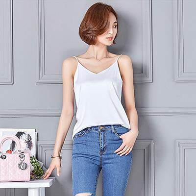 Camisole 2018 Summer Fashion Women Clothing Donna Estiva Tropical Womens Tank Topseavengifts-eavengifts