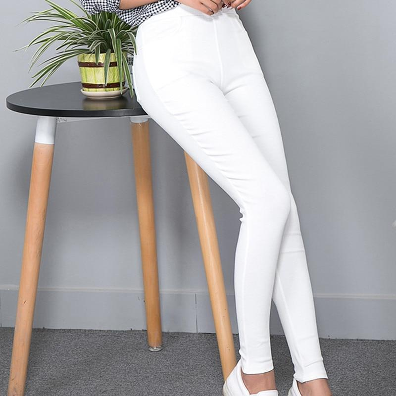2018 New Sexy Skinny Size XL-XXXXXL Leggings Women Legging Pocket Solid Higheavengifts-eavengifts
