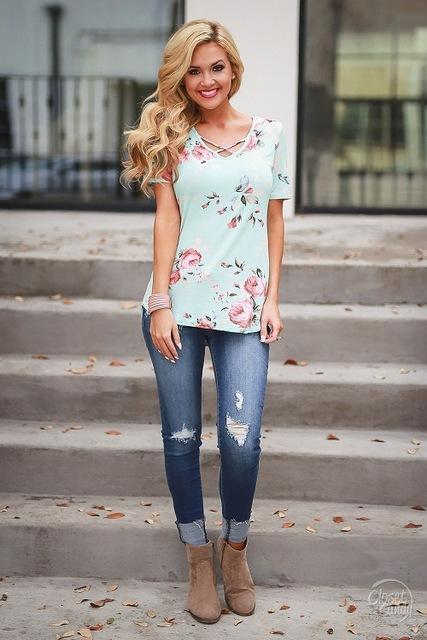 S-3XL Spring 2018 Casual Fashion Women T-shirts V-neck Short Sleeve Printed Shirteavengifts-eavengifts