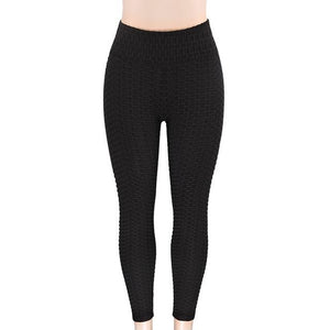Workout Elastic Ruched Leggings Women Fitness Pants Stretchy Sporty Sweatpants 2018eavengifts-eavengifts
