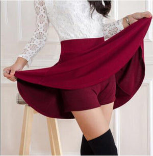 Summer Style Korean Version Skirts Safty Mini Skirt Women's Spring and Summereavengifts-eavengifts
