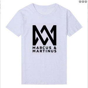 Summer T-Shirt Women Casual Marcus and Martinus T-Shirt Funny Graphic Printed Teavengifts-eavengifts