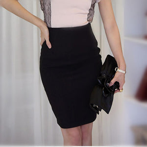 Pencil Skirt Skirts Womens Falda Saias Jupe Crayon Faldas Mujer Women Higheavengifts-eavengifts
