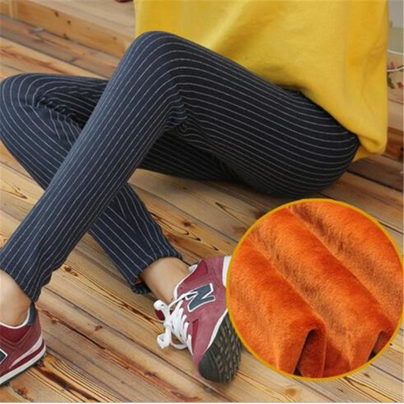 2018 New Arrival Women Winter Velvet Leggings Women Warm Slim Leggings Higheavengifts-eavengifts