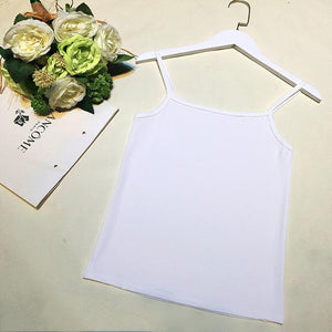 PLUS SIZE 5XL Loose Camisole Summer Woman's Bottoming Tops Croup Top Bodyeavengifts-eavengifts