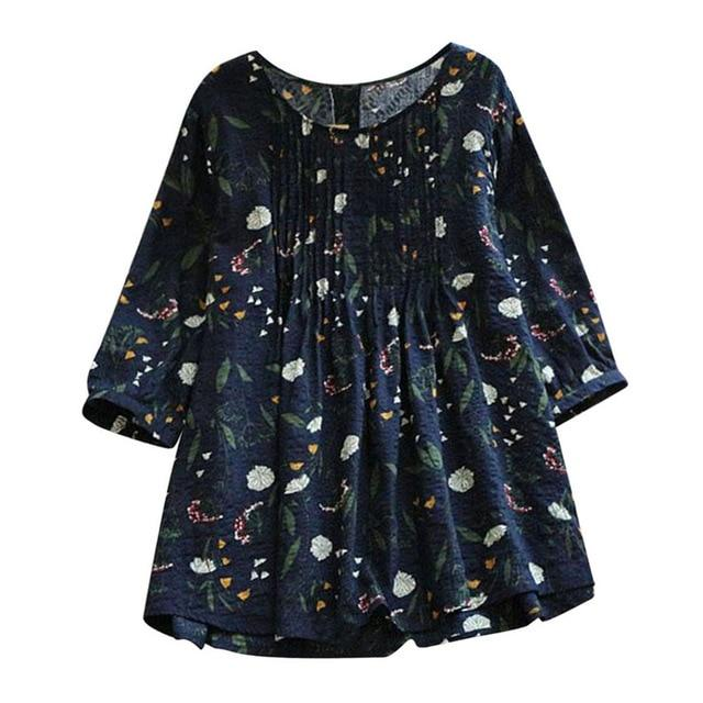 Plus Size 5XL Summer Tops For Womens Tops and Blouses 2018 Eleganteavengifts-eavengifts