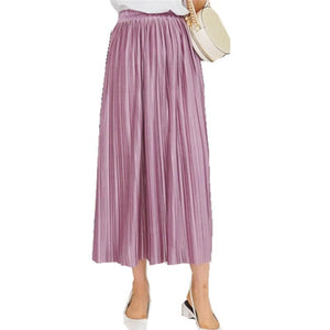 FreeShipping 2017 High Quality Clothing Wholesale New Pleate Skirt 6 Color Crushedeavengifts-eavengifts