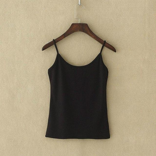 2018 New Tank top Women Summer Casual Modal Camisoles Women's Tops Sleevelesseavengifts-eavengifts