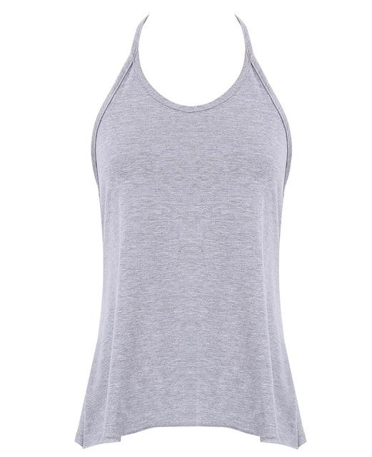 New Summer Women Casual Tank Tops Sexy V-ncek Loose Vest Sleeveless Topseavengifts-eavengifts