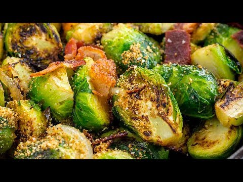 Brussel Sprout, Bacon & Eggs