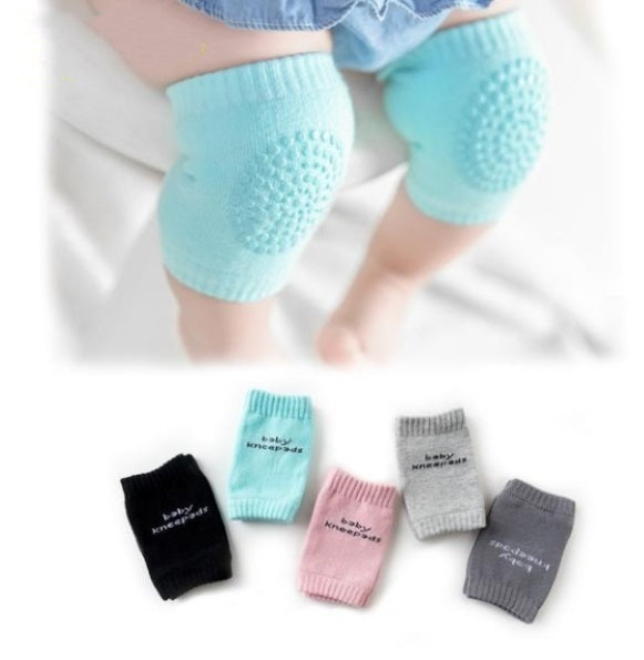 High Quality Baby Foot Socks Toddler Comfort Kids Crawling KneePads Cotton Anti-slip Rubber Pads Protector Breathable Thick Warm