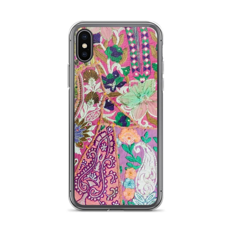 Floral Look Iphone Case - Iphone X