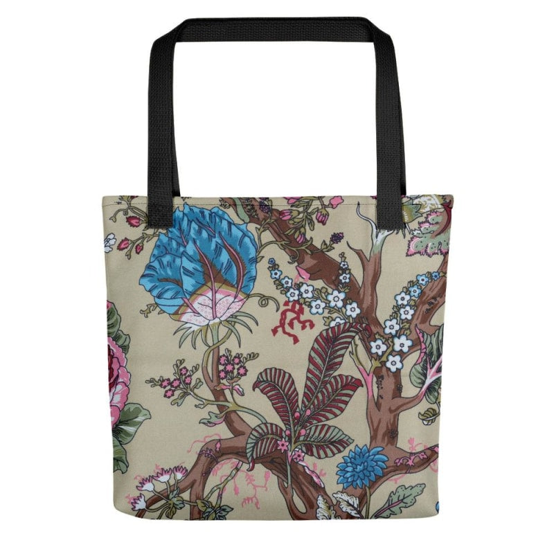 Beautiful Floral Tote bag For Women's - TheVirasat - Home Furnishings Textile Exporter