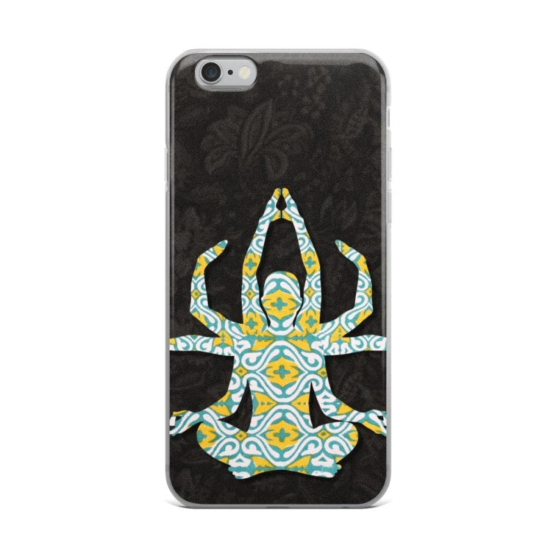 Yoga Goddess iPhone Case