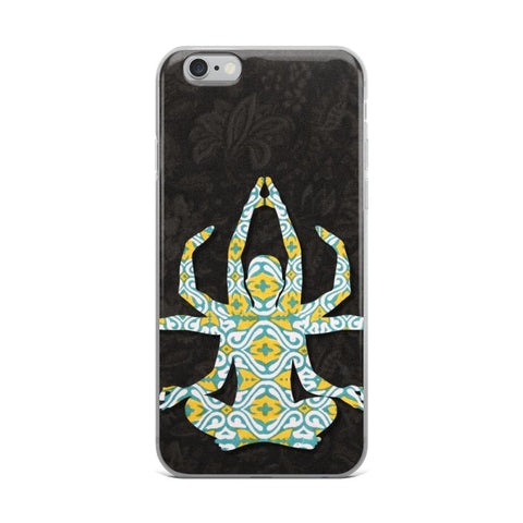 Yoga Goddess Beautiful iPhone Cover Buy Online At Best Price - TheVirasat - Home Furnishings Textile Exporter