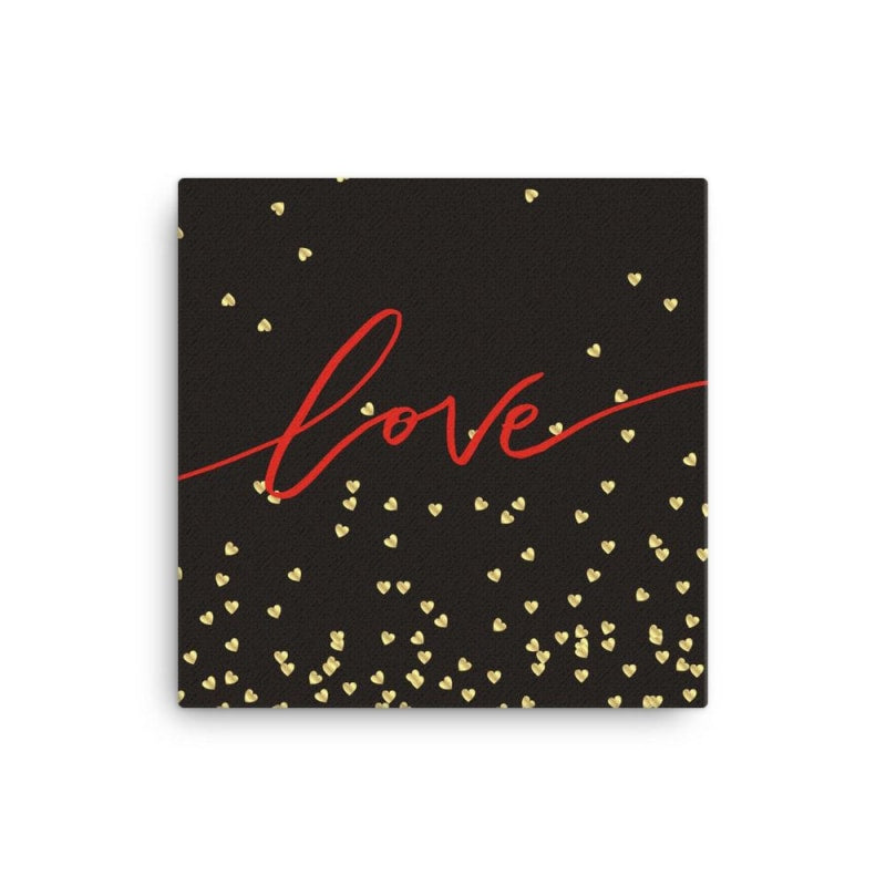 Love Canvas Art Print, Beautiful Art - TheVirasat - Home Furnishings Textile Exporter
